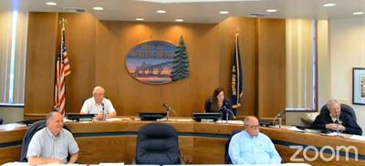 North Bend City Council