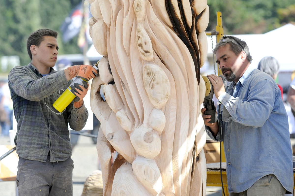 Chainsaw championships scheduled news theworldlink