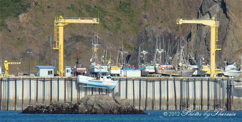 Port of Port Orford
