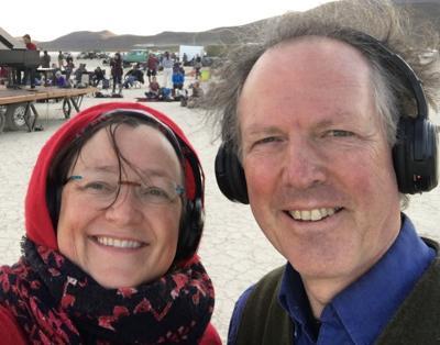 Kim and Perrin Stafford