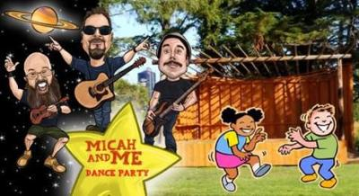 Micah and Me Dance Party