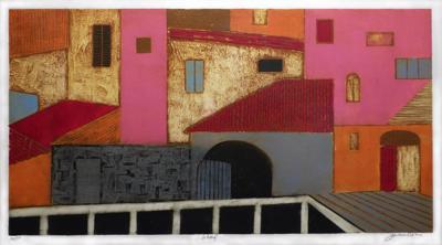Wharf by John Ross