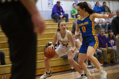 Marshfield Girls Basketball Vs. Siuslaw