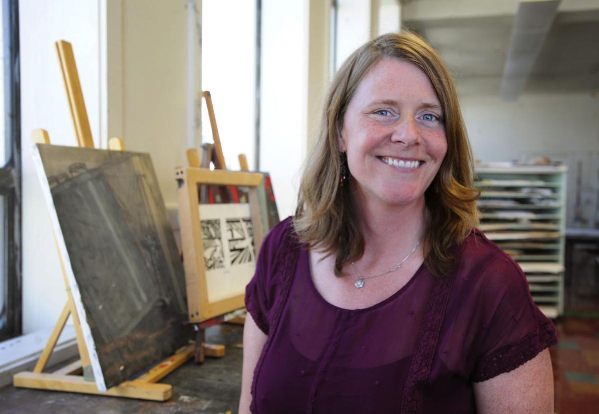 New Marshfield Art Teacher Reinvigorates program