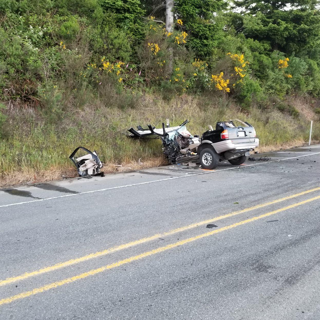 North Bend man killed in crash on Highway 42   Local News