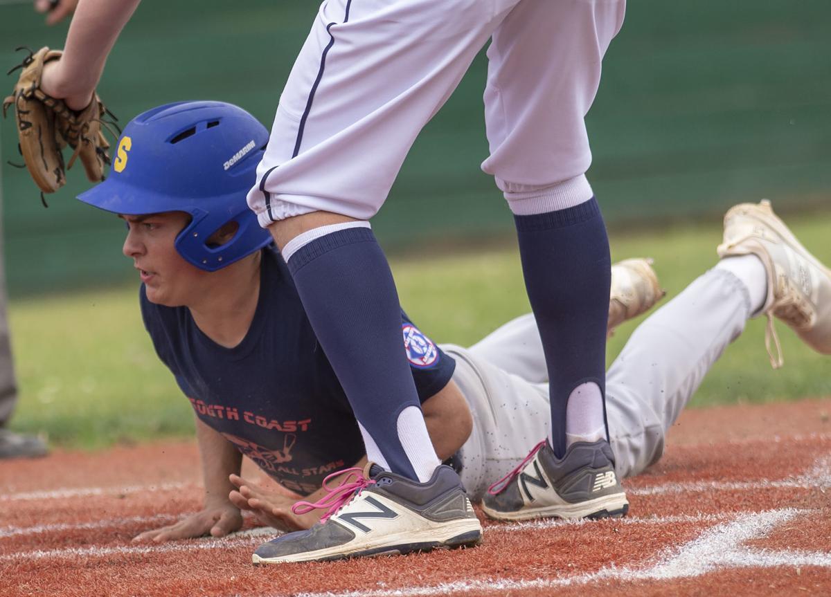 South Coast Baseball Vs. Klamath Falls