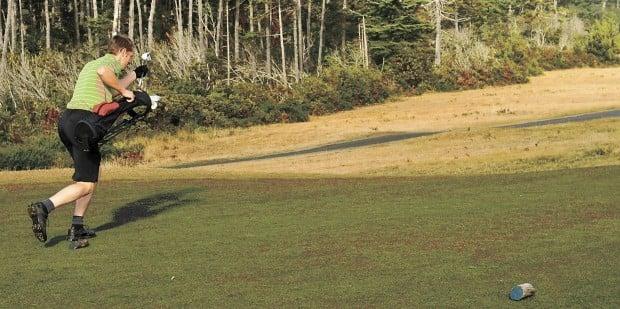 Speedgolf championships