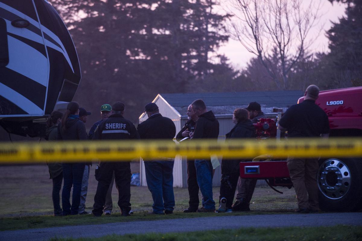 Bandon Officer-Involved Shooting