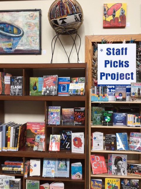 Library Staff Picks Project
