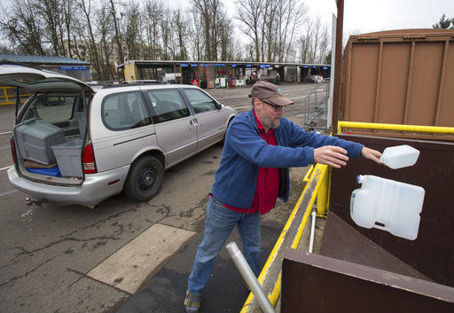 Lane County leads Oregon in recycling but faces changes