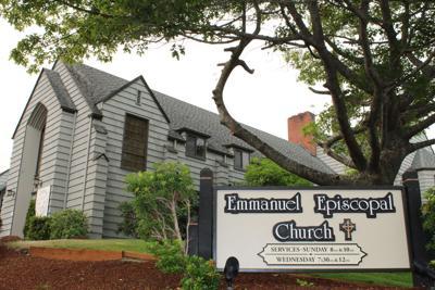 Emmanuel Episcopal Church sign