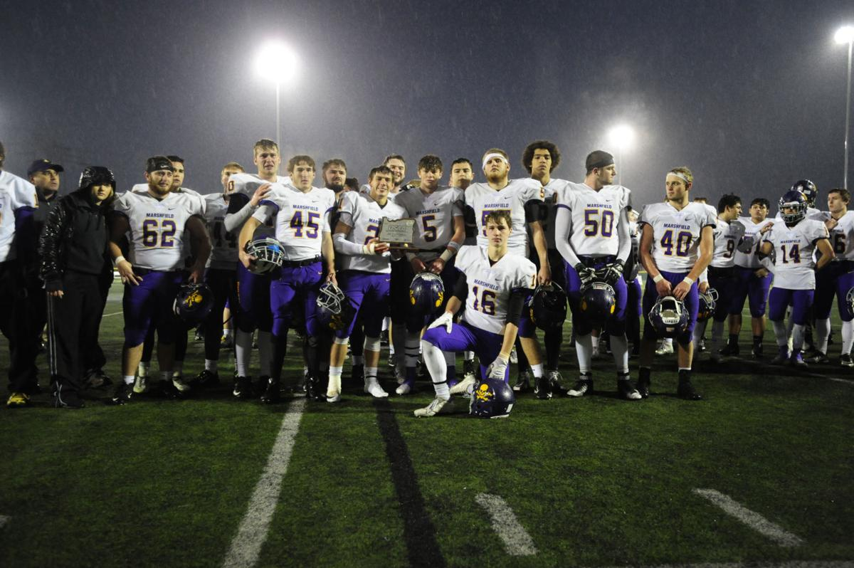 Marshfield takes second, losing to Cottage Grove 48-14