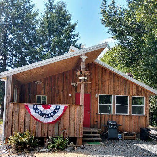 Honey Badger Ranch Cabin