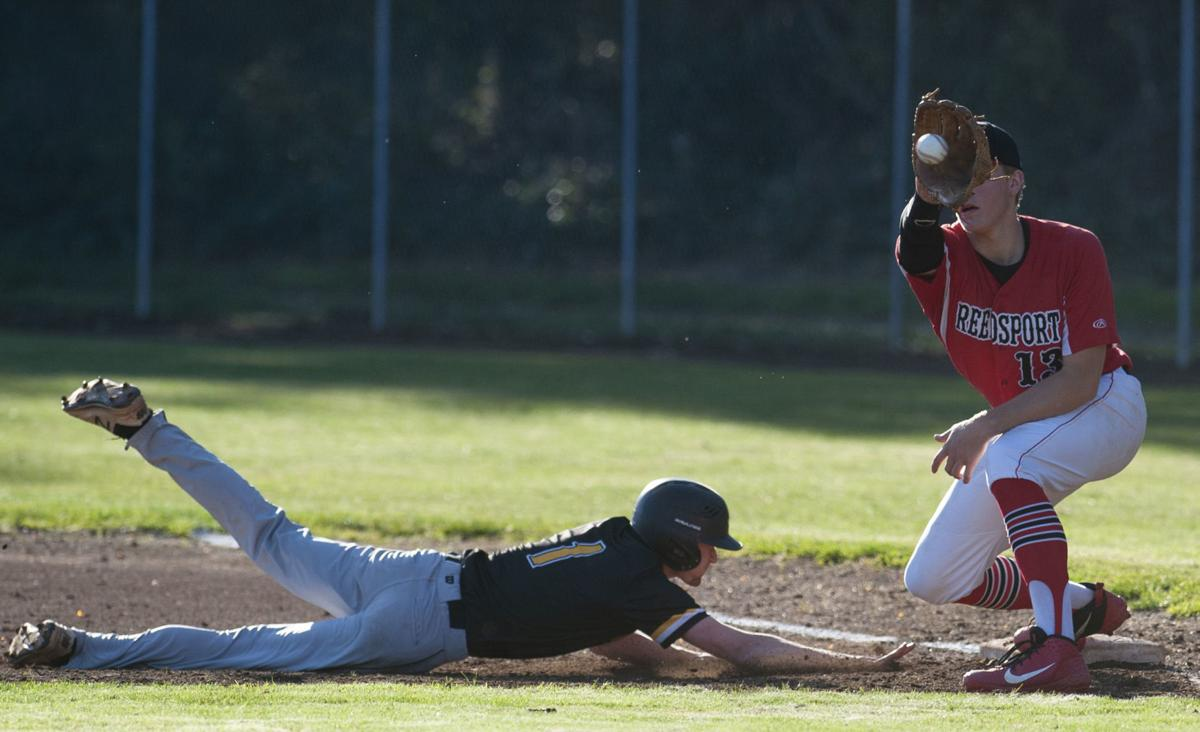 Bandon Baseball Vs. Reedsport