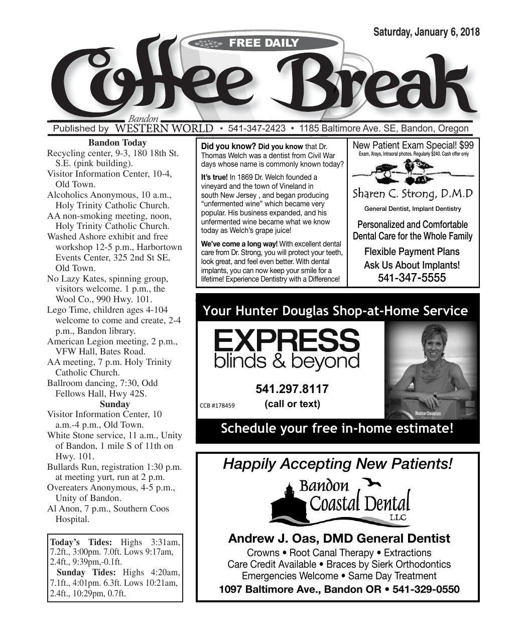 Jan. 6, 2018 Coffee Break.pdf