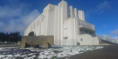 Snowy Marshfield High School