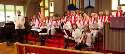 Port Orford cantata performers