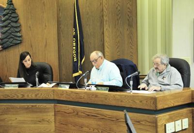 North Bend City Council