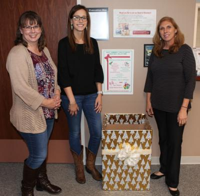 CCHC collecting donations
