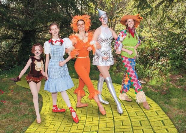 MarLo Dance Studio presents 'The Wizard of Oz' | Bandon News ...