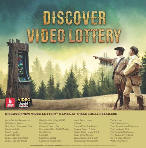 State pulls Oregon Lottery ad after Coquille Indian Tribe complaint