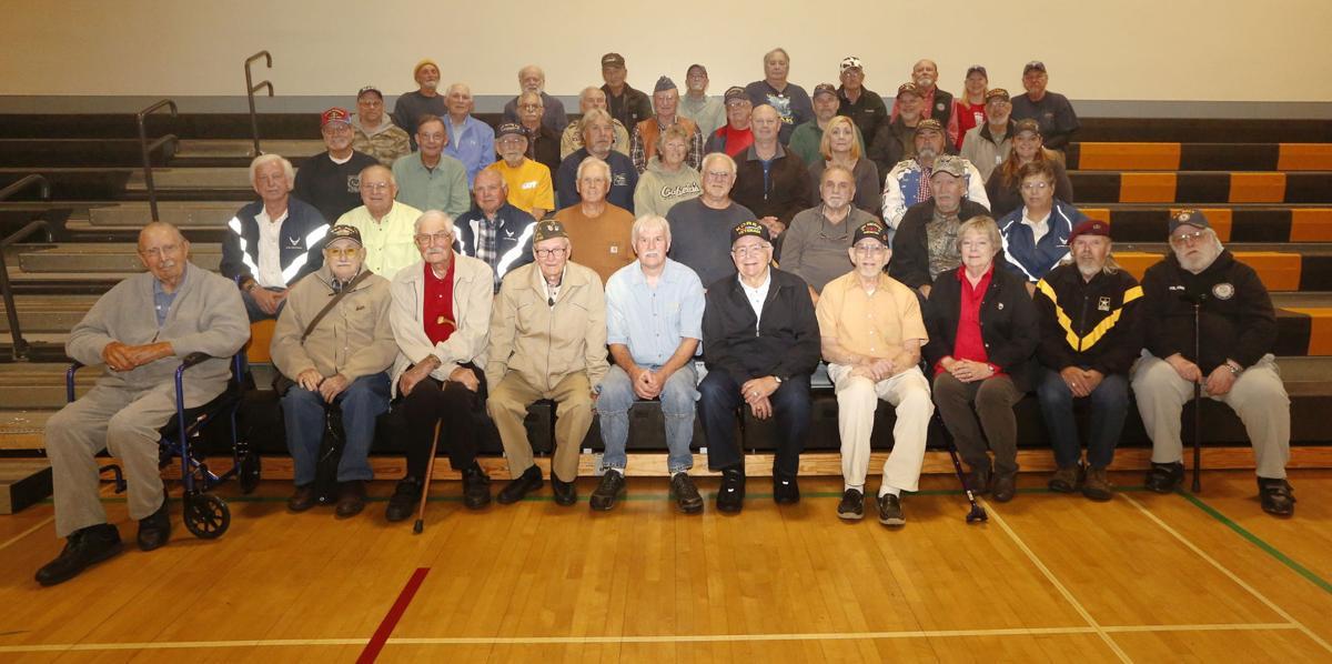 Bandon Veterans 2017