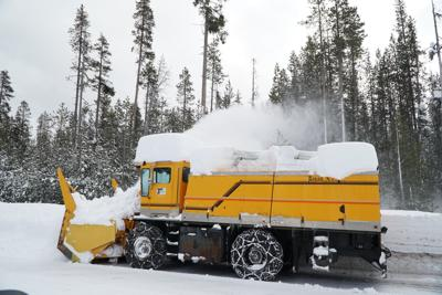 Glide Snow Plow