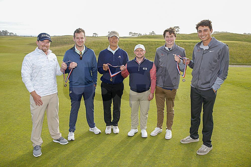 Four-Ball Medalists