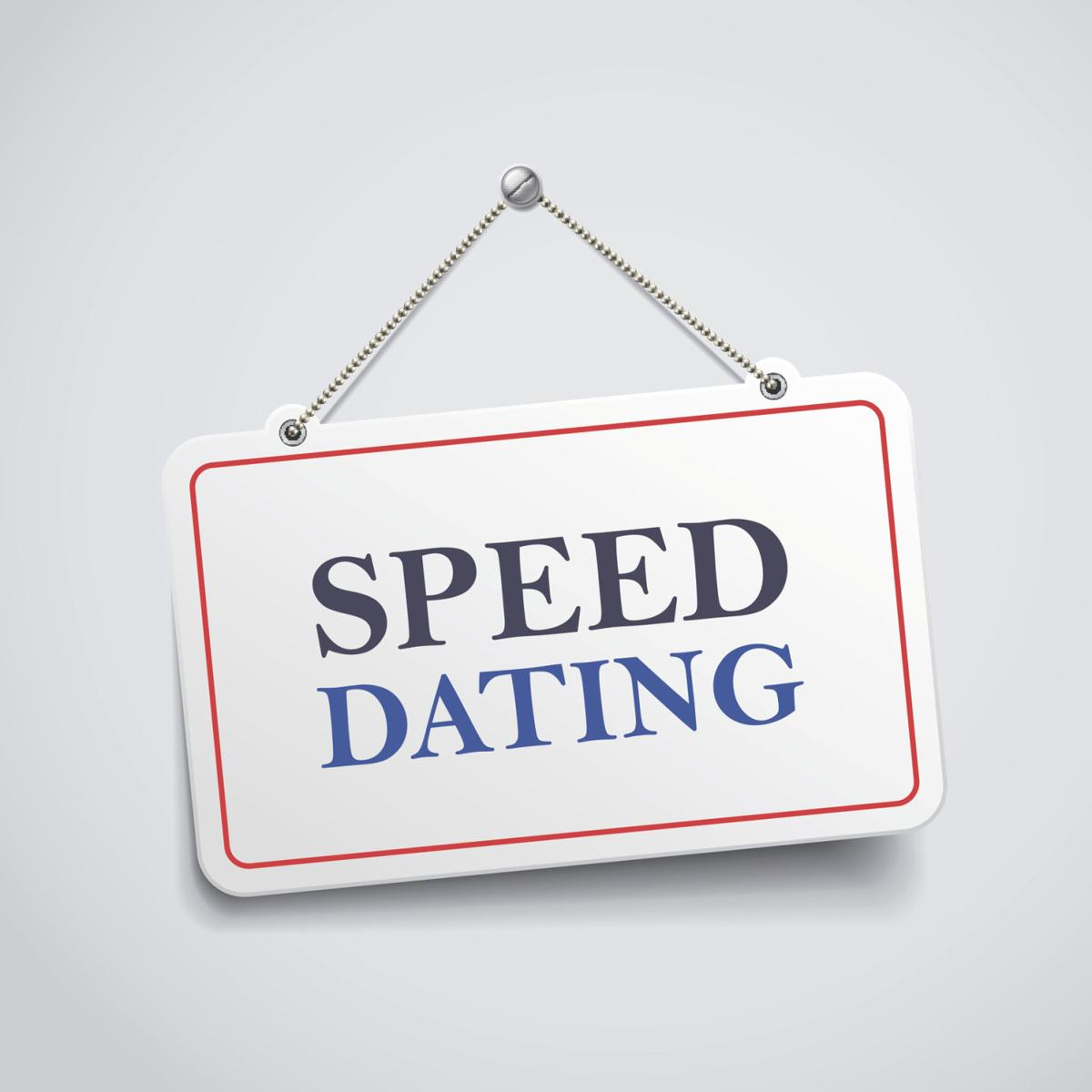speed dating for 50s