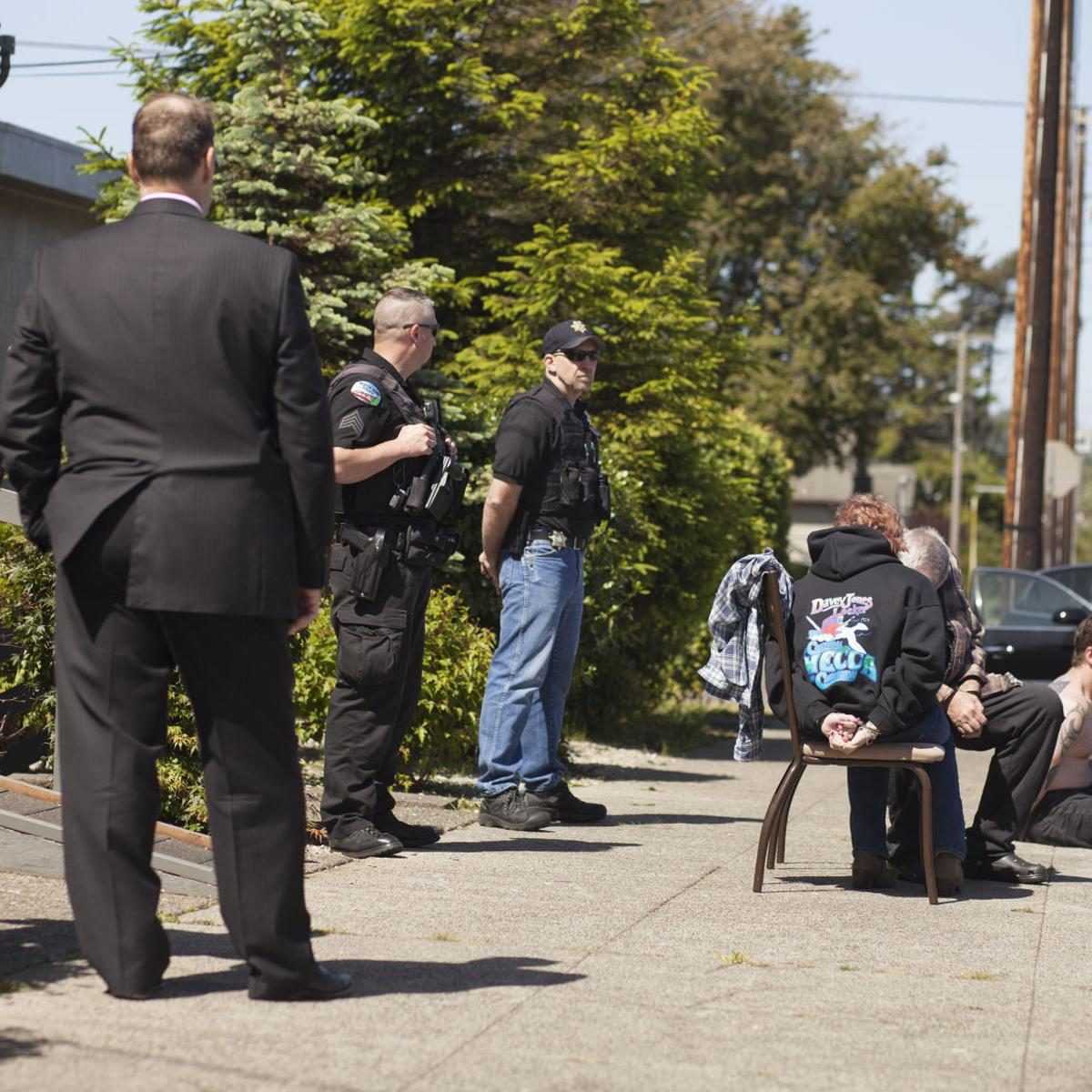 Thursday's meth bust part of larger operation | Crime