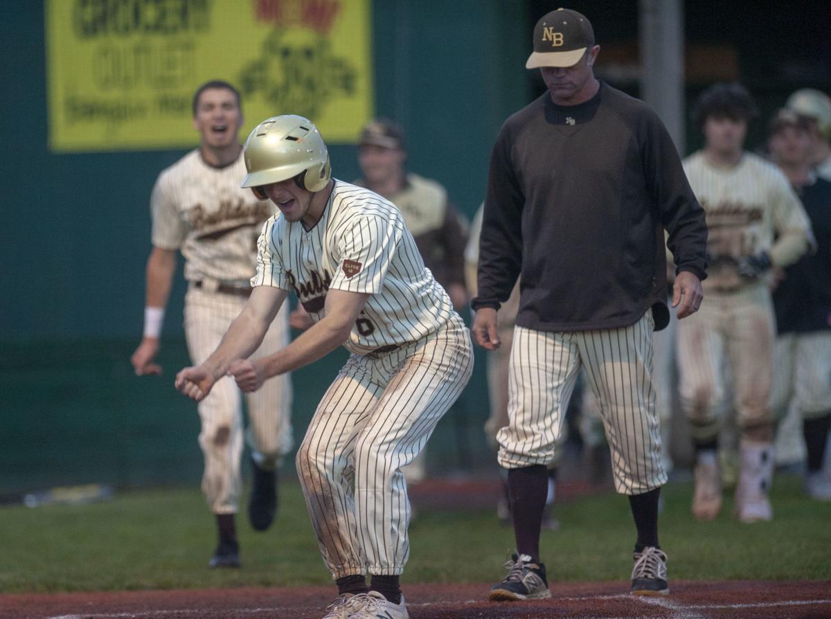 North Bend Baseball Vs. Ashland