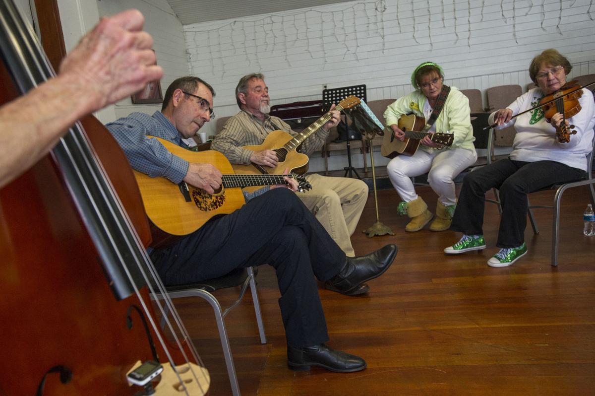 Fiddle Jam