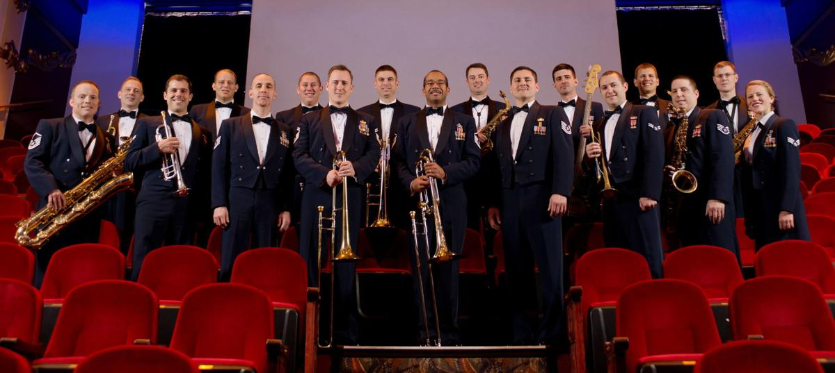 U.S. Air Force Band of the Golden West - The Commanders