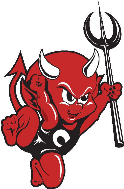 Coquille Red Devils Logo