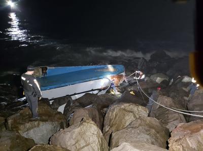 Capsize Rescue - Basin Tackle Charleston