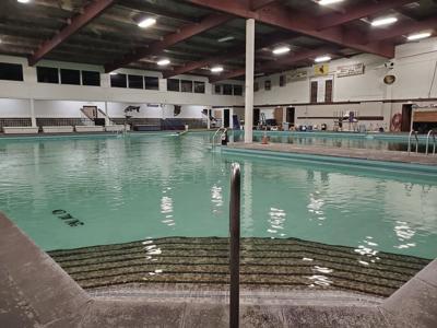 North Bend pool