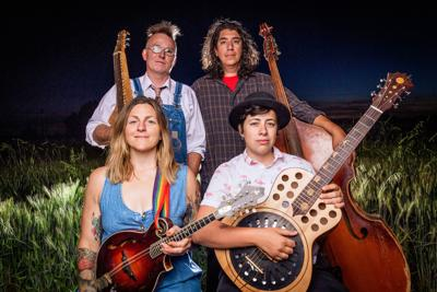 The Albanie Falletta Band