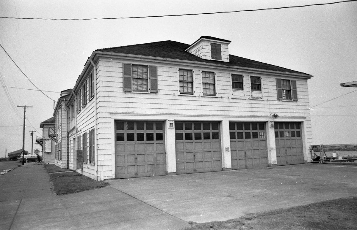 Coast Guard Building, June 1977