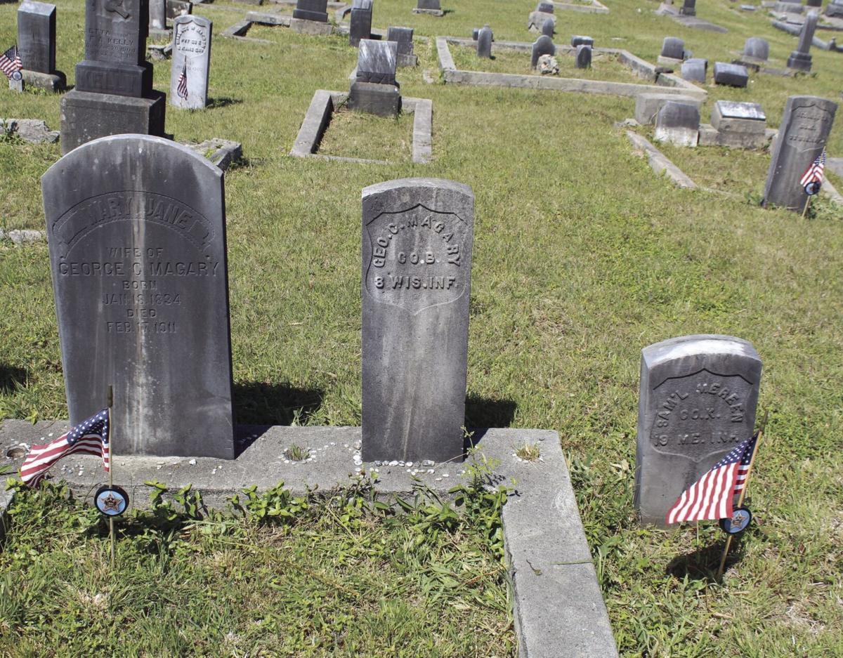 Marshfield Pioneer Cemetery