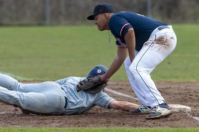 SWOCC Baseball Vs. Linn-Benton