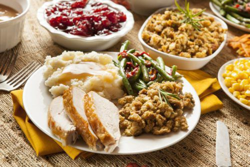 These Are Most Popular Thanksgiving Side Dishes In Every State