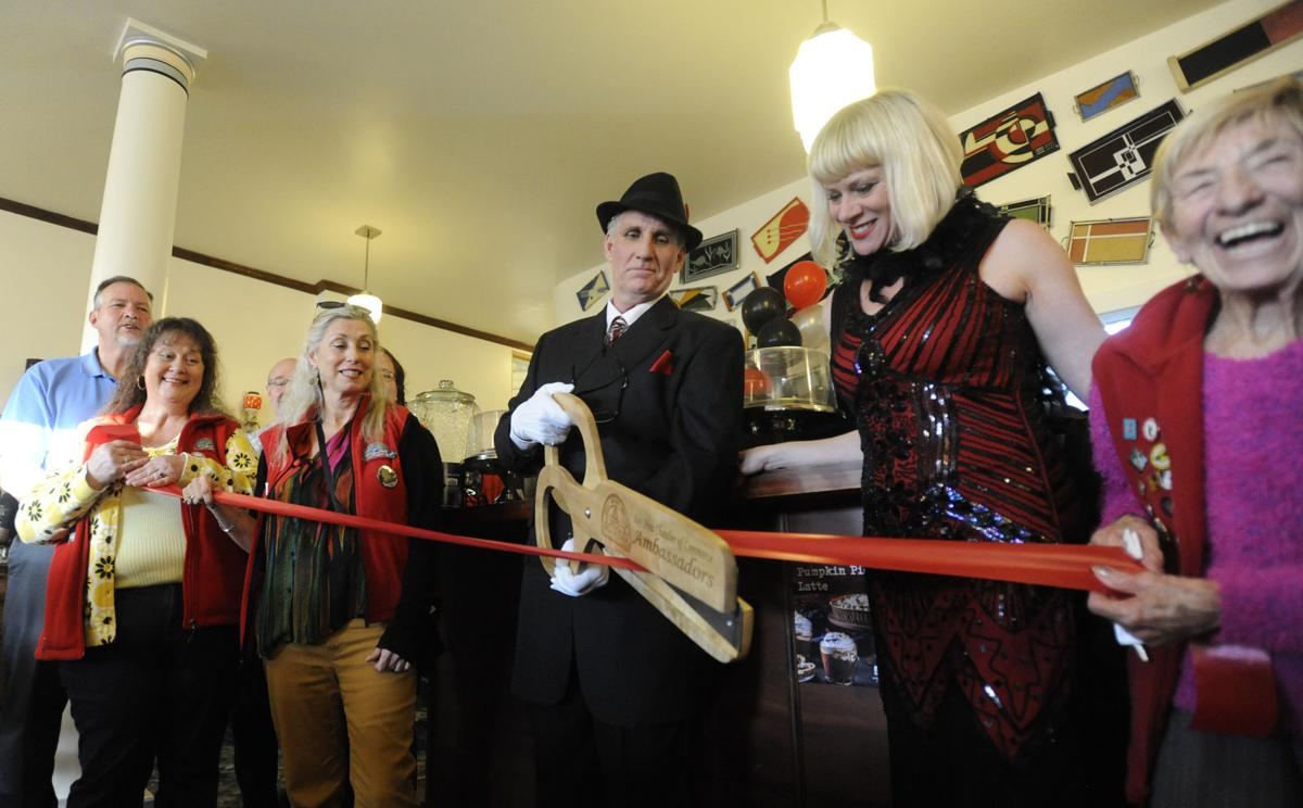 Grand Opening for Flappers Coffee House