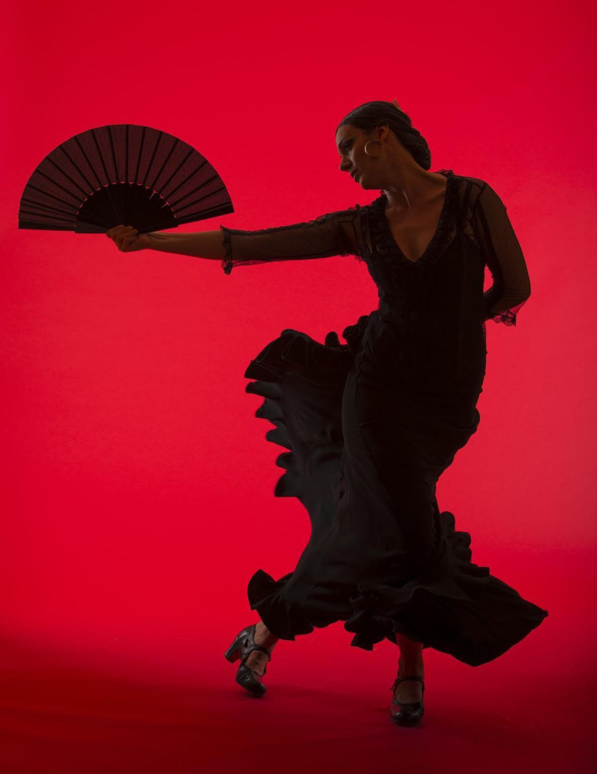 Savannah Fuentes, Flamenco dancer