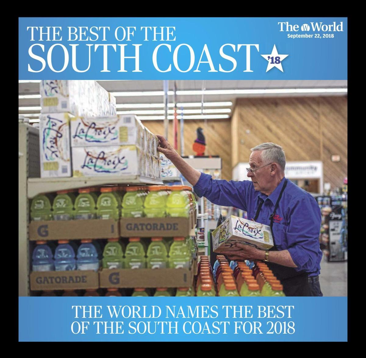 Best of the South Coast 2018