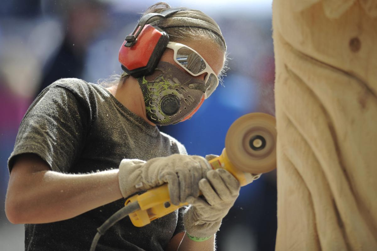 Chainsaw championships scheduled news theworldlink