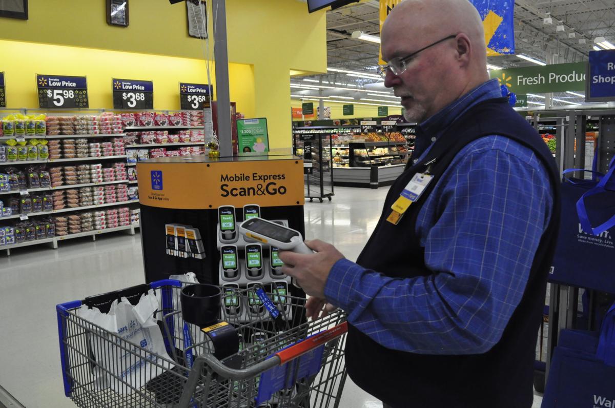Walmart Scan & Go