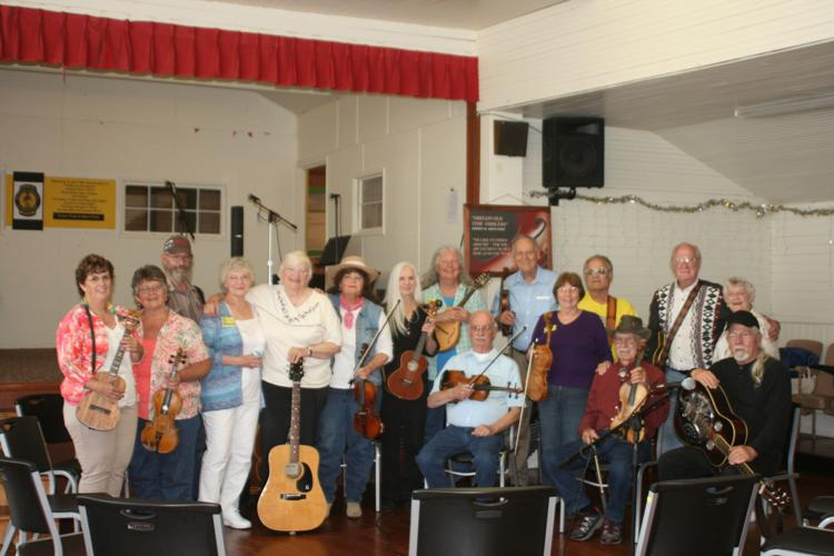 Oregon Oldtime Fiddlers