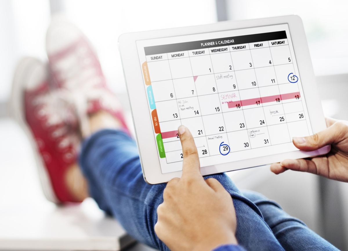 516825582 electronic calendar