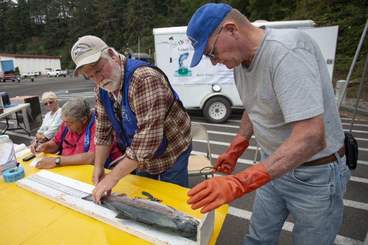STEP Salmon Derby