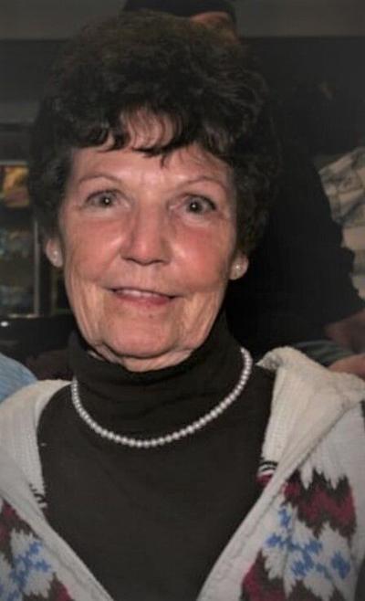 "Patricia ""Pat"" Beverly Allison"